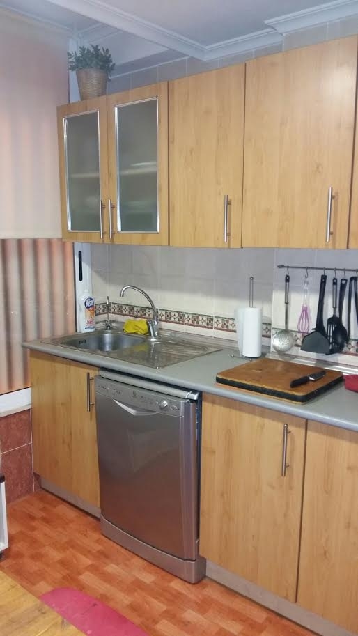 Renovaci n de cocina low cost leroy merlin for Cocinas low cost perillo