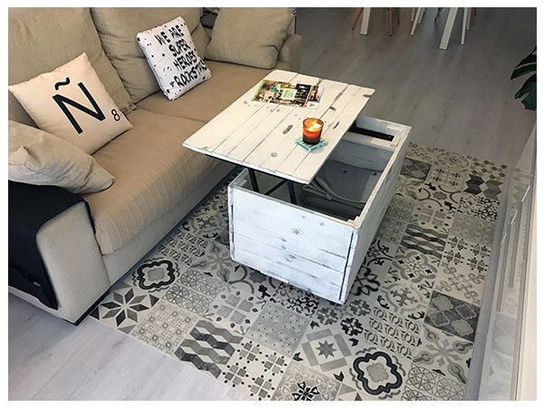 Diy Mesa abatible de palets reciclados - make table