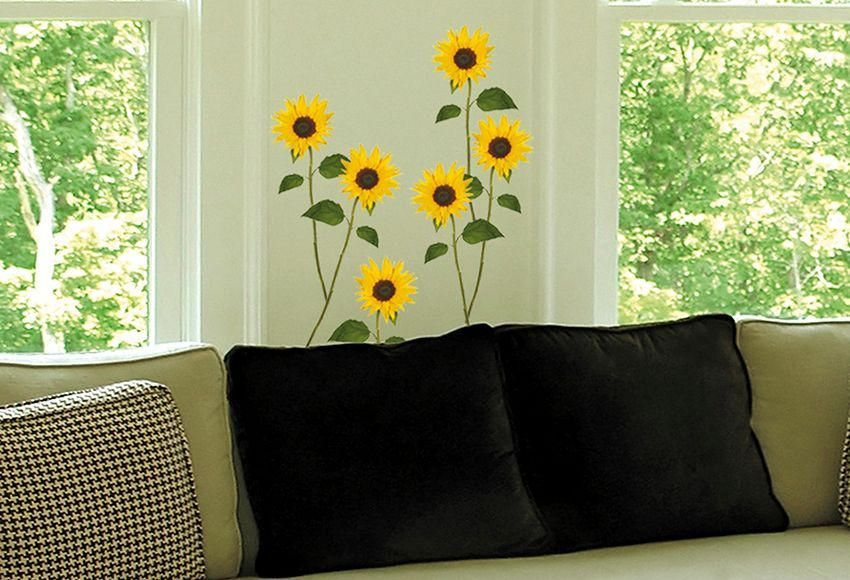 vinilo decorativo girasoles.jpg
