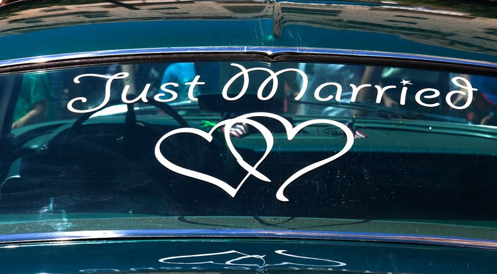 Sticker Just Married.jpg